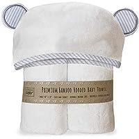 连帽婴儿毛巾 Organic Towel Set