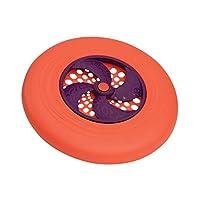 B.Toys 比乐 飞盘 飞碟 户外运动 亲子互动体育玩具 木瓜色 4岁以上 婴幼儿童益智玩具 礼物 BX1356Z