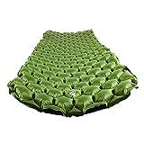 MsForce 2019 版野营和背包睡垫 - 垫子,(大号)更快更轻松充气床垫技术,超轻衬垫适合终极*装备.