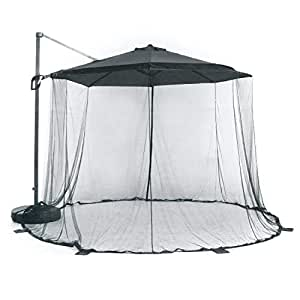 Transcontinental Group PG00854USA Mosquito Net, Black