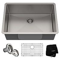 Kraus khu100–28厨房水槽不锈钢