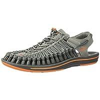 KEEN 男式 溯溪鞋 沙滩鞋 凉鞋 涉水鞋 绳子鞋 城市休闲潮鞋 M'S UNEEK FLAT 1016901