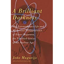 A Brilliant Darkness: The Extraordinary Life and Mysterious Disappearance of Ettore Majorana, the Troubled Genius of the N (English Edition)