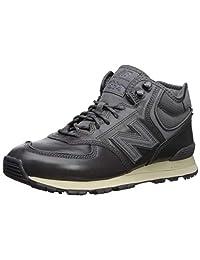 New Balance 男士 Iconic 574 运动鞋