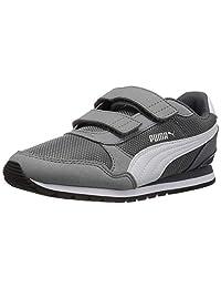 PUMA St Runner V2 网眼儿童运动鞋
