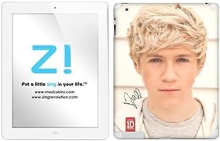 Zing Revolution One Direction Premium Vinyl Adhesive Skin for iPad 2 & iPad 4/3, Niall Image, MS-1D50351