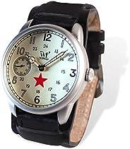 復古風格*二次世界大戰手表 - 蘇聯紅軍 Type 1