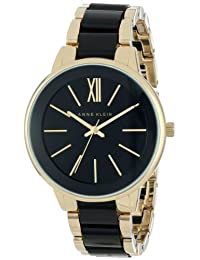Anne KleinAK/1412BKGB analog 树脂 黑色 AK/1412BKGB watches