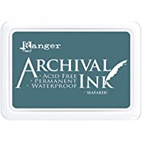 RANGER INDUSTRIES ARCHIVAL INKPAD #0 海员,均码