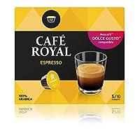 Café Royal Espresso 48 Coffee Pods Compatible With The Nescafé Systems, Pack of 3
