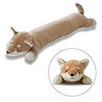Elecom 宜丽客 腕垫 毛绒玩具 动物MOH-AN01DOG