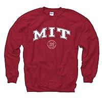 Campus Colors NCAA 成人拱形和标志赛德圆领运动衫 - 多团队,尺码