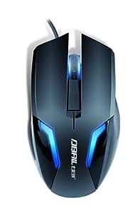 七龙珠 LZ-X9 4D游戏鼠标 专业游戏网吧鼠标IC:原相3507 过UV油酷光游戏鼠标 DPI 三档变速 800-1600-2400