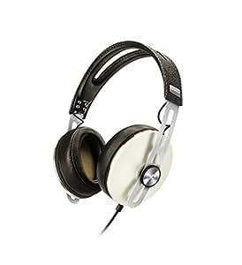 Sennheiser 森海塞尔 MOMENTUM G 大馒头2代 头戴式包耳高保真立体声耳机 安卓版 象牙白色