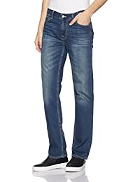 Calvin Klein 卡尔文·克莱恩 男式 直筒牛仔裤