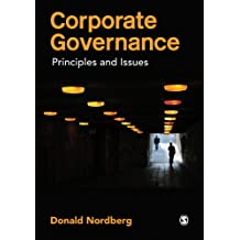 Corporate Governance: Principles and Issues (English Edition)