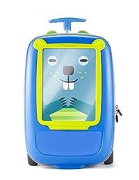 以色列Ben Bat GoVinci 旅行箱/小画家旅行箱-蓝色/绿色GV424