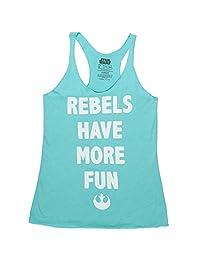 Star Wars Rebels Have More Fun 青少年背心