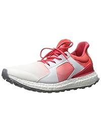 adidas 女式 W climacross BOOST corpnk 高尔夫球鞋