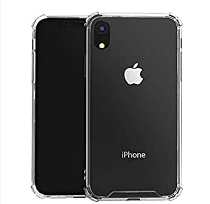 新款防震保护套适用于 iPhone XR、X、XS、MAX 和 Galaxy Note 9 外壳*级跌落测试,带支架金色黑色 IPhone XS MAX 水晶透明