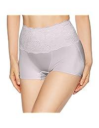 [厚木]内裤 双重美丽 束腰短裤 收腹提臀 1分长 女士