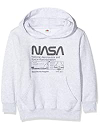 Brands In Limited Girl's NASA 太空飞机 Program T 恤