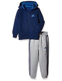 adidas Kids 阿迪达斯 男童 小童针织套服 LK HOJO TS