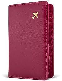POCKT 旅行钱包 - *行程RFID 屏蔽护照夹,礼品盒,身份证窗口,信用卡夹