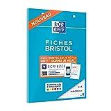 Bristal 2.0 锉块 148 x 210 毫米 多孔小方块 5 x 5 毫米 30 张 蓝色