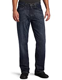 Lee男士Premium Select系列 直筒休闲牛仔裤