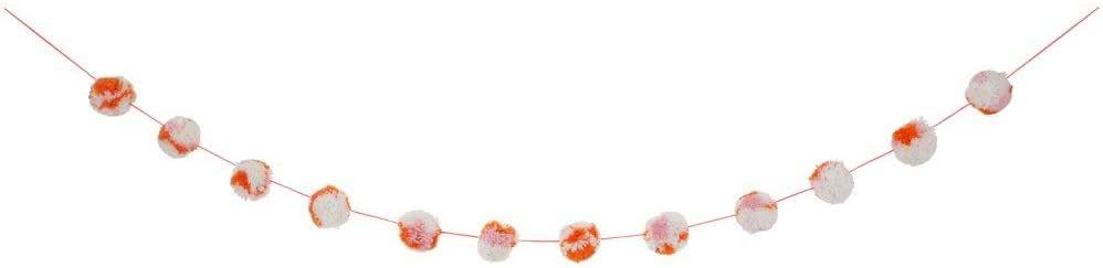 Meri Meri, Garland 耳道式/入耳式 耳内 白色 Red Marbled 169597