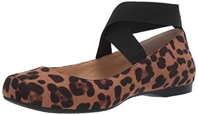 Jessica Simpson 女士 Mandalaye 芭蕾平底鞋 天然 5