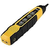 Klein Tools VDV500-123 电缆追踪器探针 配有可更换非金属导电尖和灯,适用于黑暗空间