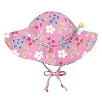 I PLAY BABY 女童 BRIM 遮阳帽