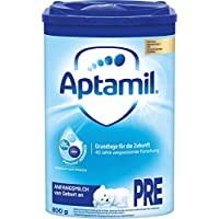 Aptamil 爱他美 PRE 新生儿配方奶粉 0-6个月 800g 单罐装