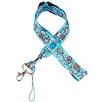 哆啦A梦 颈带 蓝色 宽幅 长90厘米