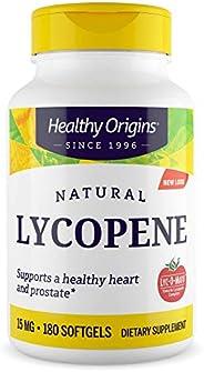 Healthy Origins LYC-O-Mato 番茄红素(非转基因)15毫克,180粒软胶囊