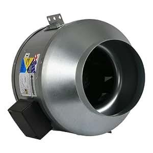 Fantech FKD 10XL Indoor Inline Mixed Flow Fan 8英寸
