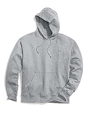 Champion 男式 卫衣 S0889-Grey-XL 牛津灰色 X-Large