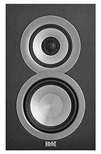 Elac意力 Uni-fi UB5 书架式音箱(黑色,一对)