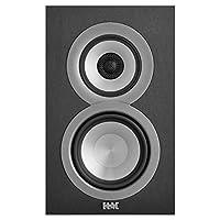 ELAC Uni-fi UB5书架式扬声器(黑色,一对)