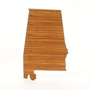 州形切割板 棕褐色 Alabama ALSSCBMPS
