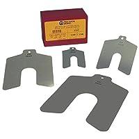 NOGA・JAPAN 不锈钢300系列带卡槽 (125mmx125mm)0.025mm PB0.025SLS81505