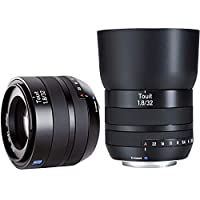 ZEISS Touit 2.8/12 廣角相機鏡頭適用于索尼 E-Mount 無反光相機000000-2030-679  Fujifilm X Mount 1.8/32 黑色