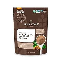 Navitas Organics - 有机可可粉 - 24 盎司