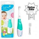 Brush-Baby儿童声音电动牙刷(颜色随机)