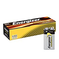 9V 工业/一次性电池(12 个装)