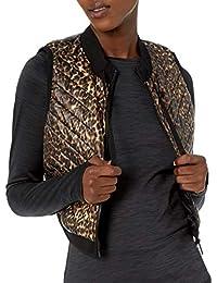 Calvin Klein 女士七分紧身棉背心,带毛衣罗纹饰边
