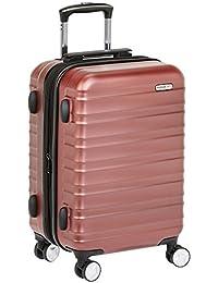 AmazonBasics 硬边万向箱行李箱 - 20 英寸,随身携带