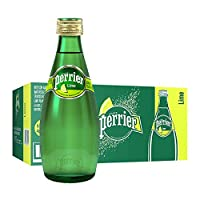 Nescafé 雀巢 巴黎含气青柠味饮料330ml*24(玻璃瓶)(法国进口)